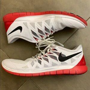 Nike Free Run Shoes - Size 15